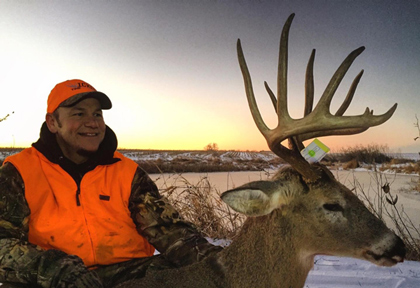Deer Hunts in IL, IA, and MO