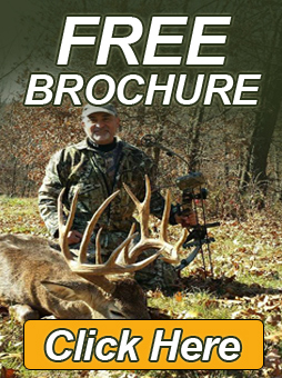 Free Hunting Brochure from IMB Outfitters