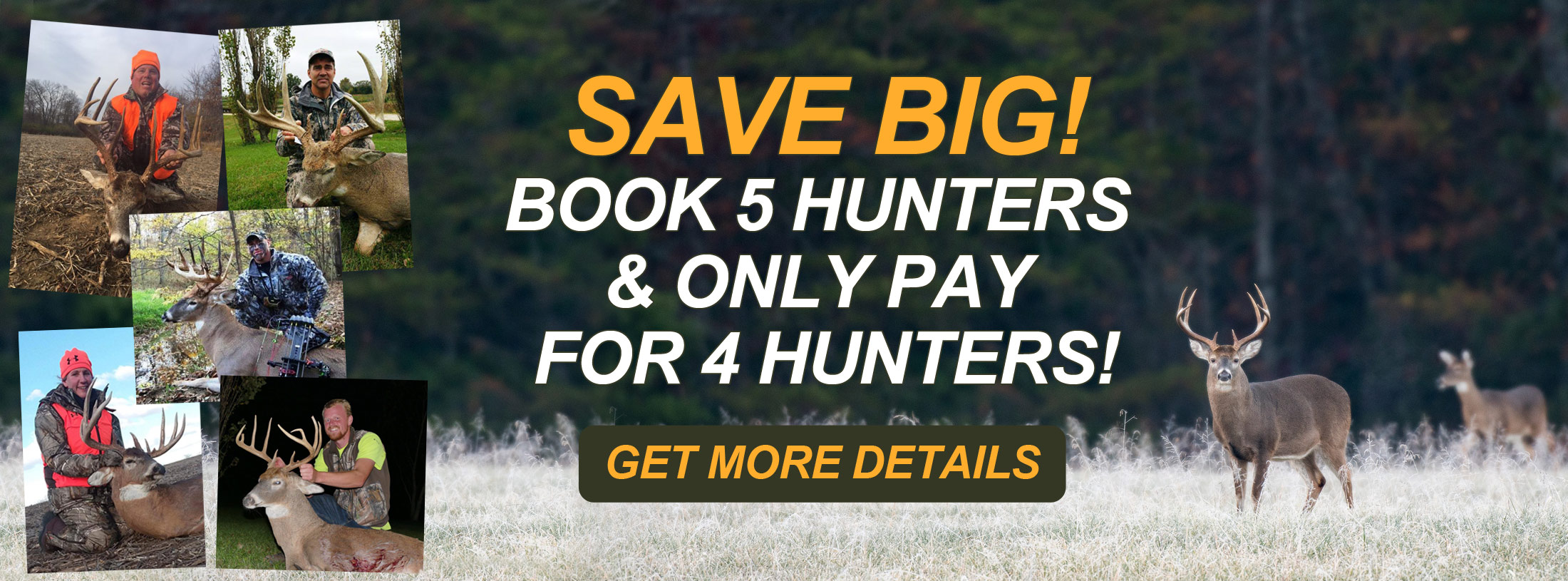 Missouri Deer Hunting | IMB Outfitters